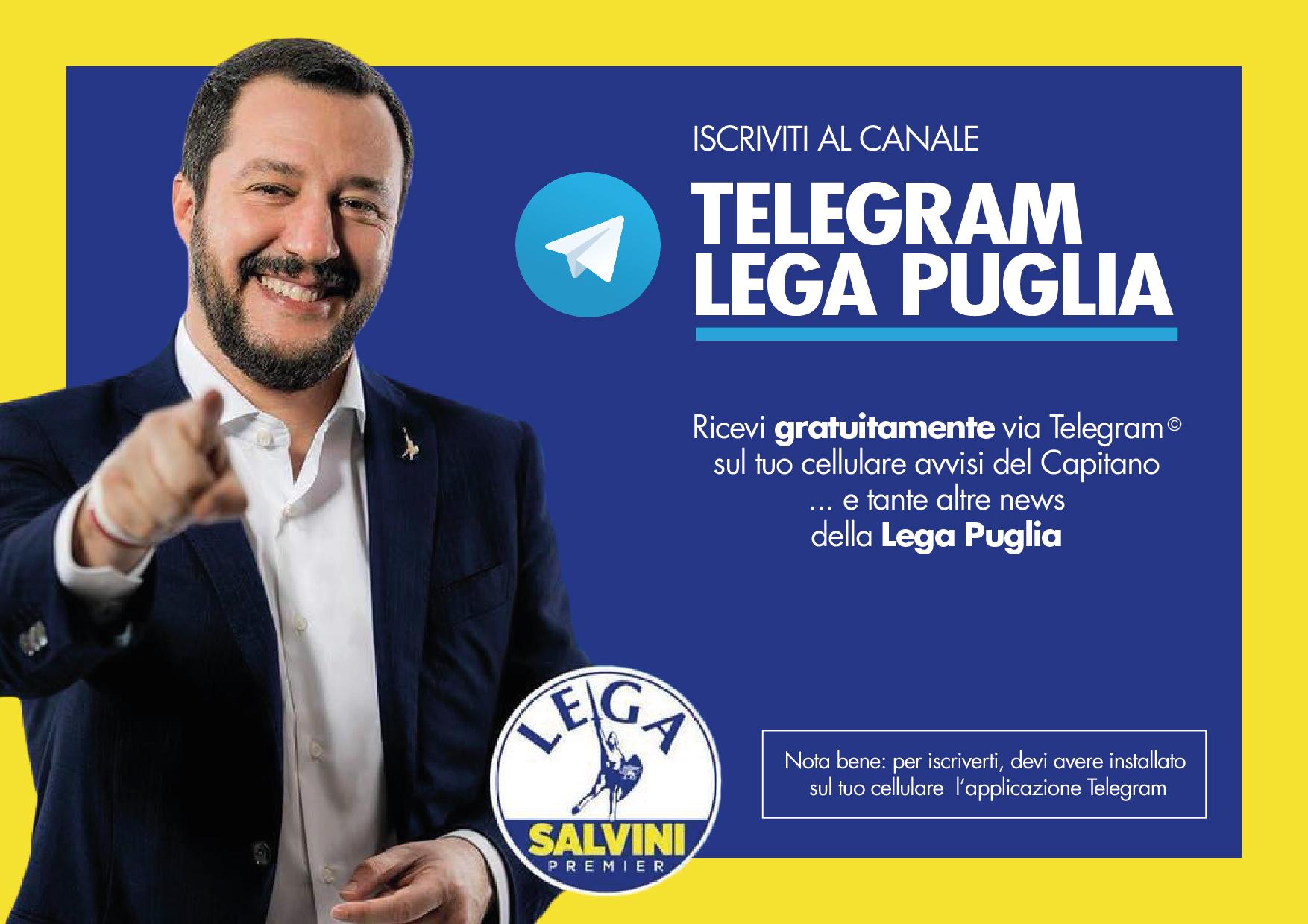 Canale @LegaPuglia
